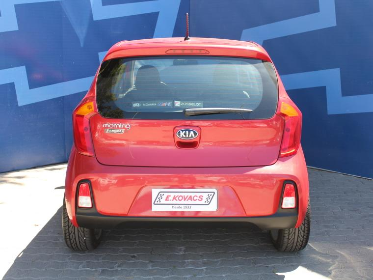 kia morning ex 1.2