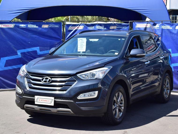Camionetas Kovacs Hyundai Santa-fe gsl 2.4mec 2.4 4x2 santa fe 2015