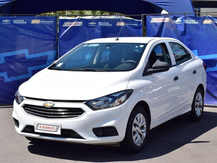 Furgones Kovacs Chevrolet Prisma 1.4l lt mt 2018