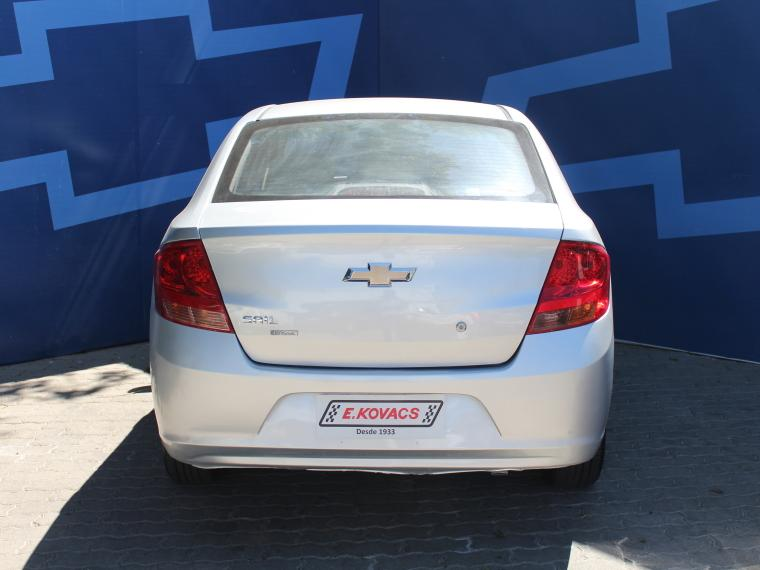 chevrolet sail classic 1.4