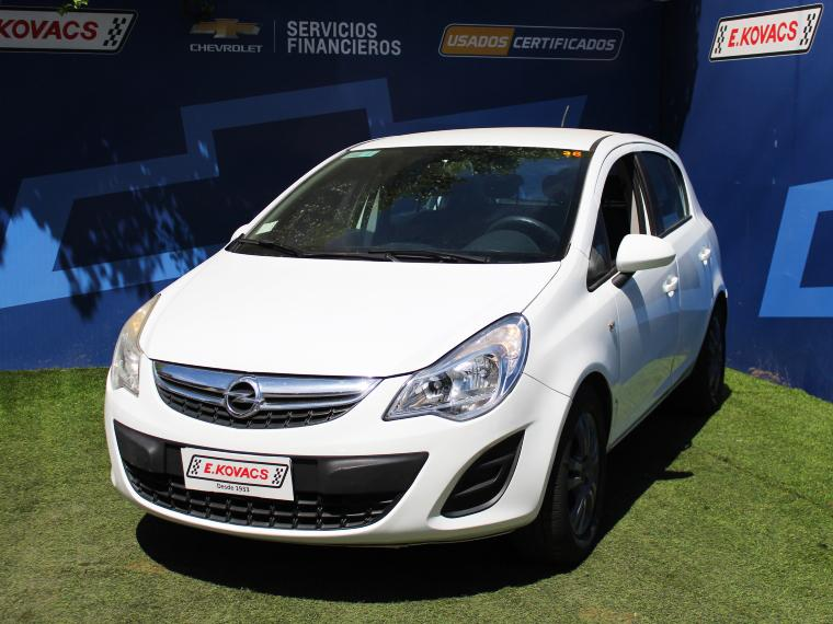 Autos Kovacs Opel Corsa enjoy 1.4 mt (ldd) 2013
