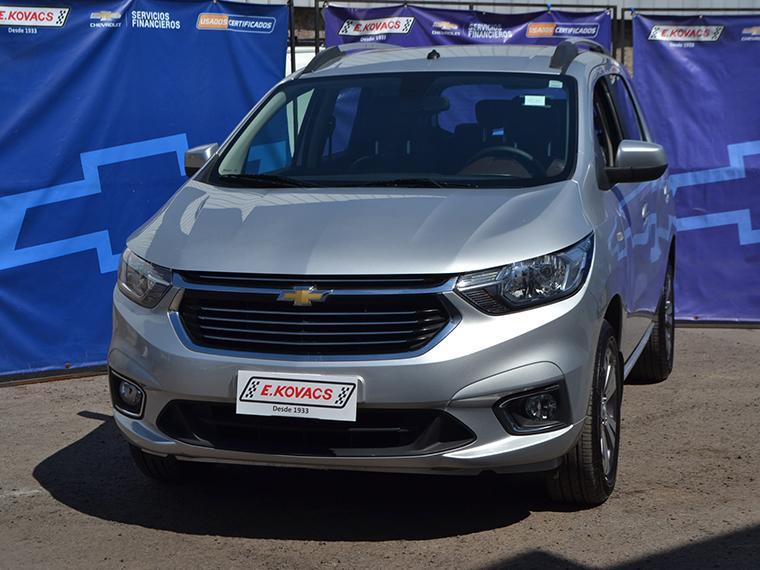 Furgones Kovacs Chevrolet Spin 1.8 ac mec 2019