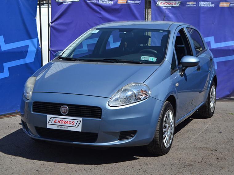 Autos Kovacs Fiat Grande-punto 1.4 mec ac 2011