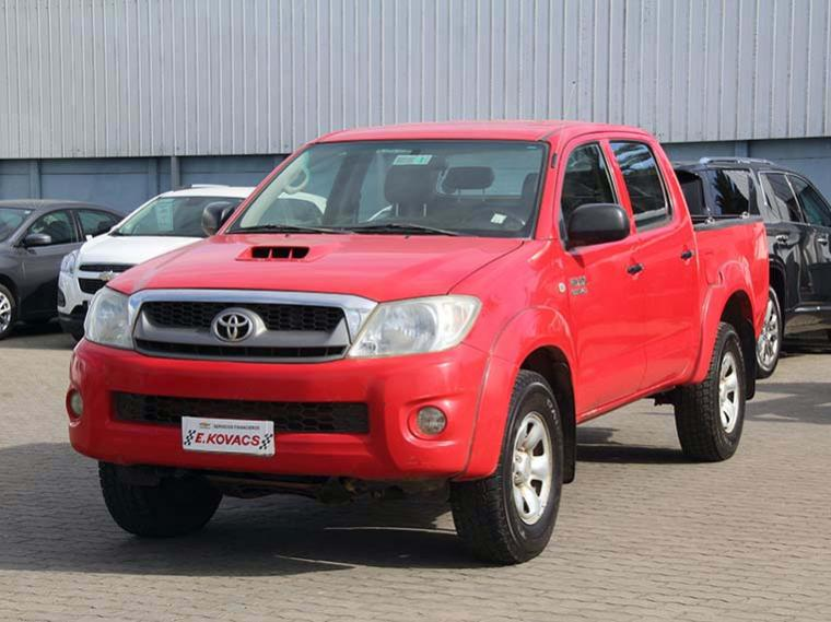 Camionetas Kovacs Toyota Hilux d cab 4x4 3.0 2011
