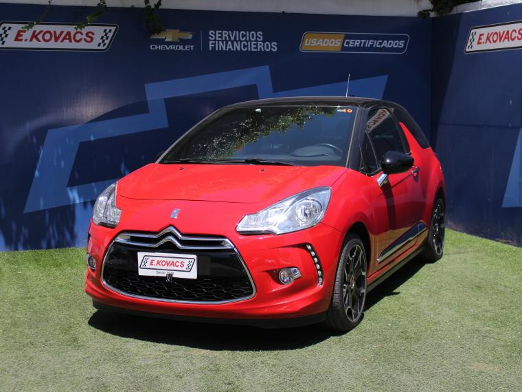 Autos Kovacs Citroen Ds3 vti  1.6 mec    1.6 2015
