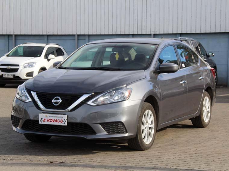Autos Kovacs Nissan Sentra sense 1.8 2018