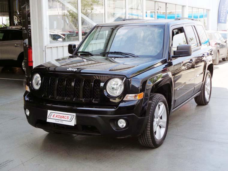 Autos Kovacs Jeep Patriot patriot 2,4 at 2017