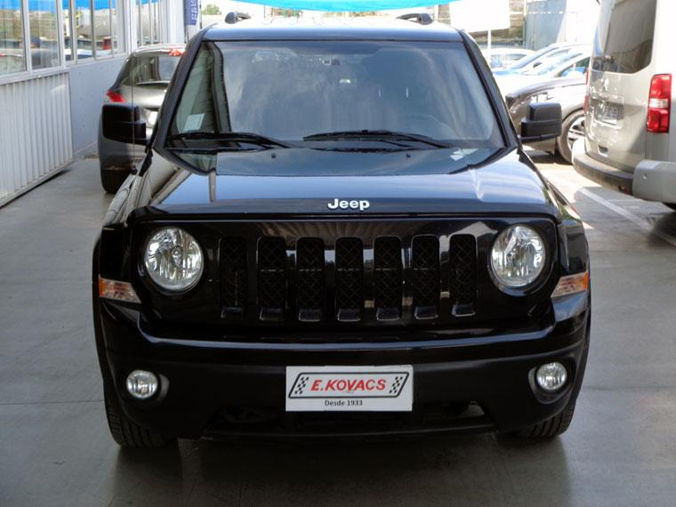 jeep patriot patriot 2,4 at
