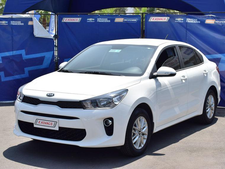 Autos Kovacs Kia Rio-4 lx 1.4 2019