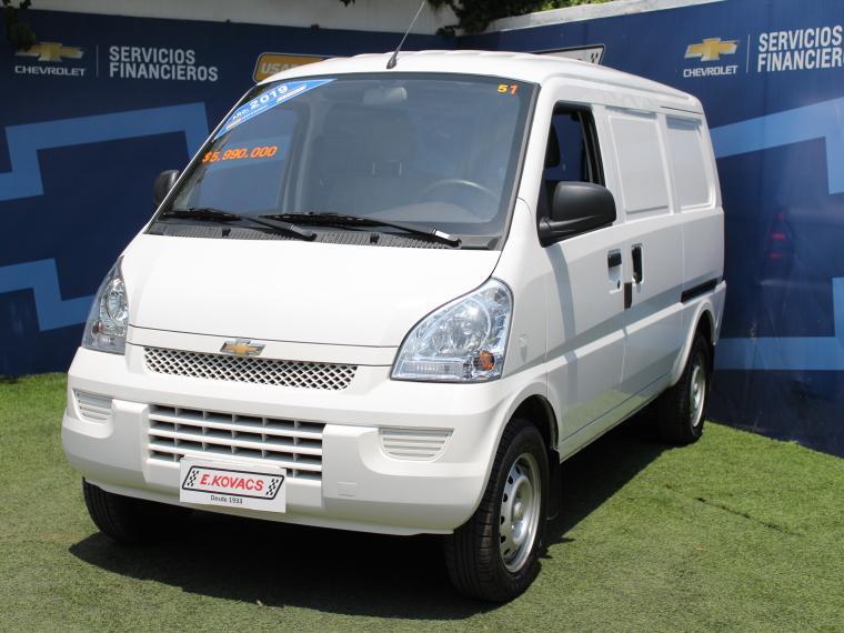 Furgones Kovacs Chevrolet N300 max van 1.2 mt a/c dh 2019