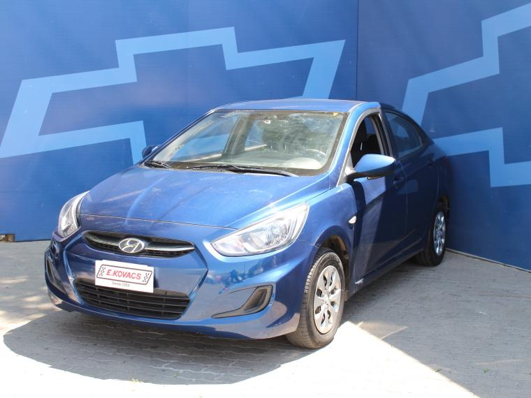 Autos Kovacs Hyundai Accent rb gl 1.4 2016