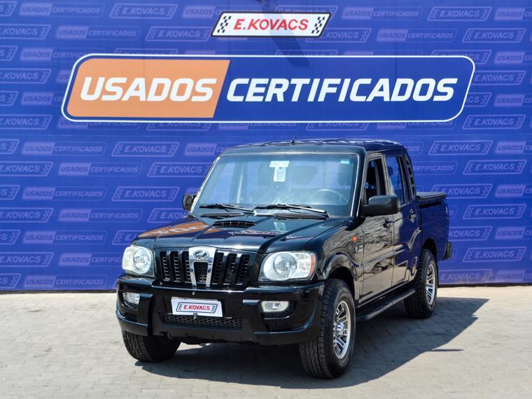 Camionetas Kovacs Mahindra Pik-up xl dcab 2.2 ac 2015