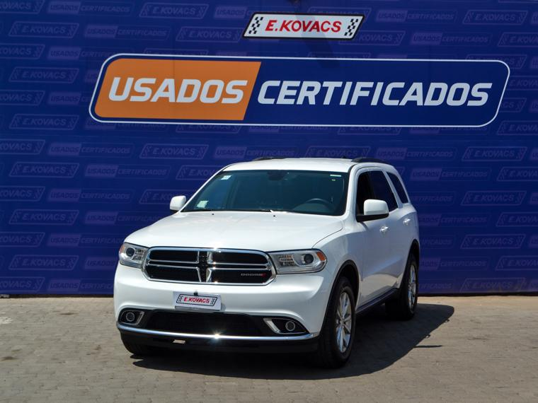 Camionetas Kovacs Dodge Durango 3.6 at ac 2017