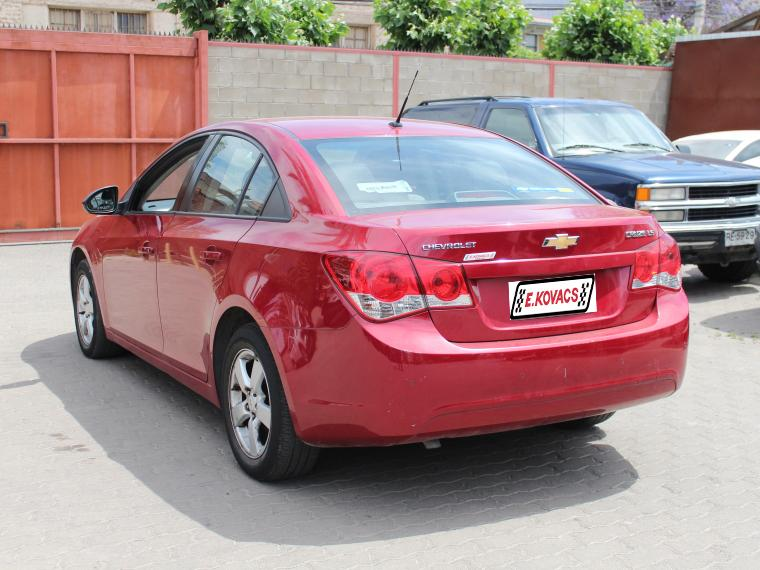 chevrolet cruze ls 1.8 at