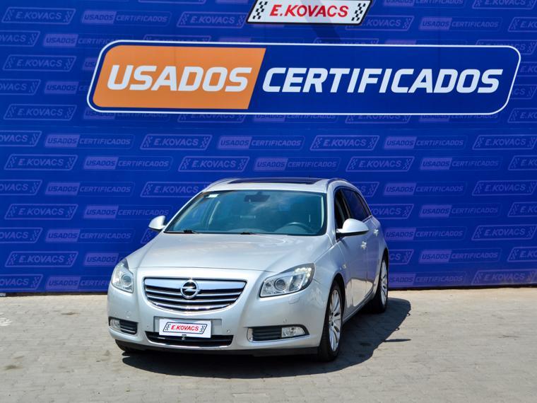 Autos Kovacs Opel Insignia 2.0 at ac 2012