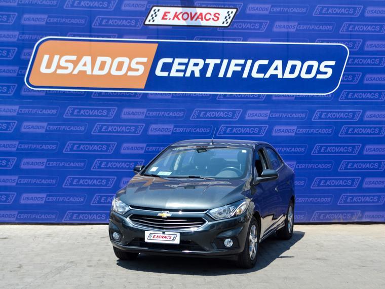Furgones Kovacs Chevrolet Prisma ltz 1.4 ac mec 2017