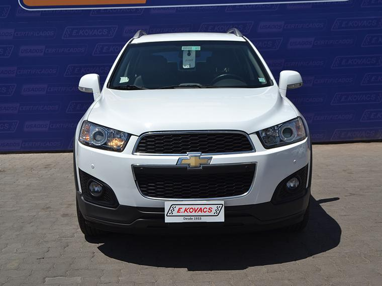 chevrolet captiva v 2.4 awd 6mt