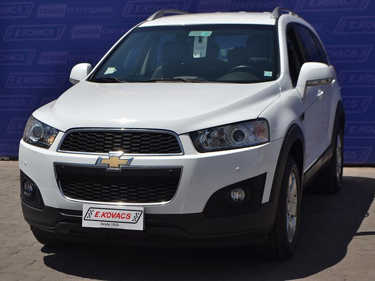 Camionetas Kovacs Chevrolet Captiva v 2.4 awd 6mt 2015