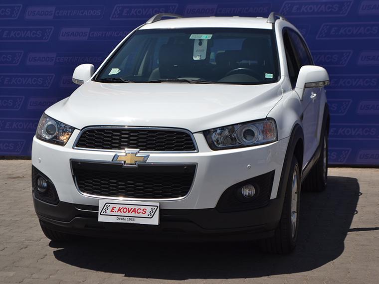 Camionetas Kovacs Chevrolet Captiva v 2.4 awd 6mt 2014
