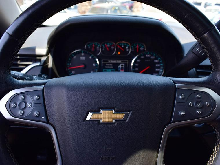 chevrolet tahoe lt 4wd 5.3 aut