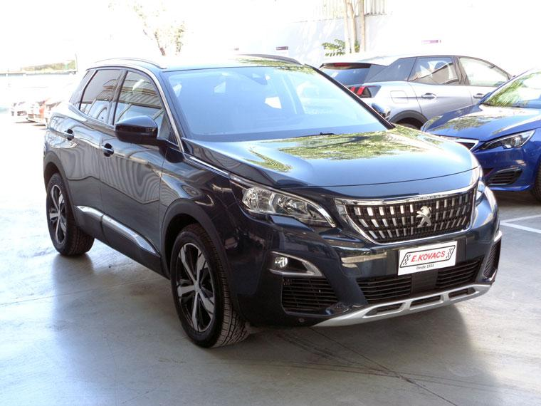 peugeot 3008 allure blue hdi 1.5 mt8