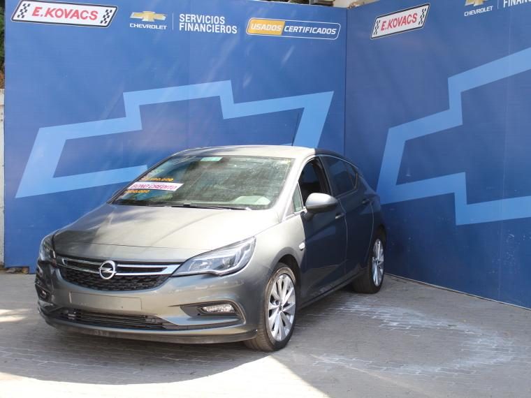 Autos Kovacs Opel Astra 1.4 2018