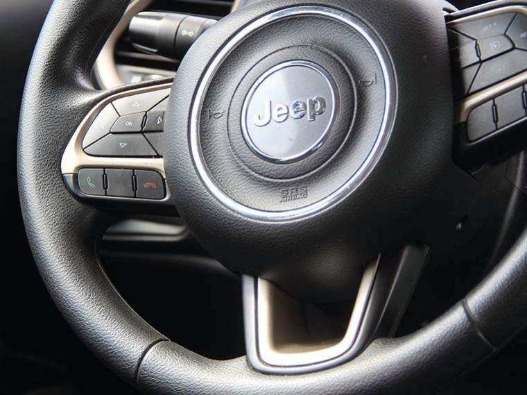 jeep renegade sport 1.8 ut
