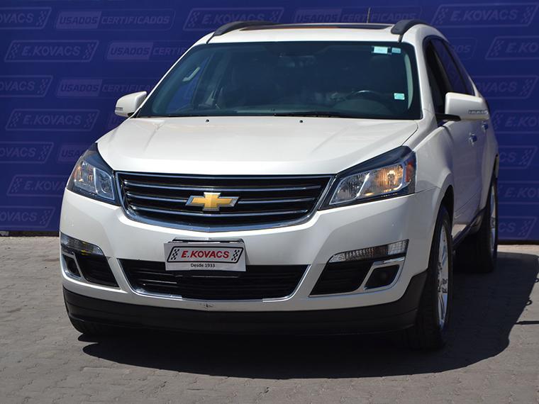 Camionetas Kovacs Chevrolet Traverse iii lt su 3.6 aut ac 2015