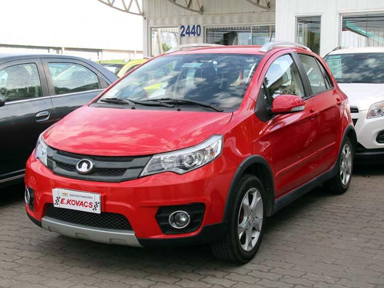 Autos Kovacs Great wall Voleex c20  le hb 1.5 2014