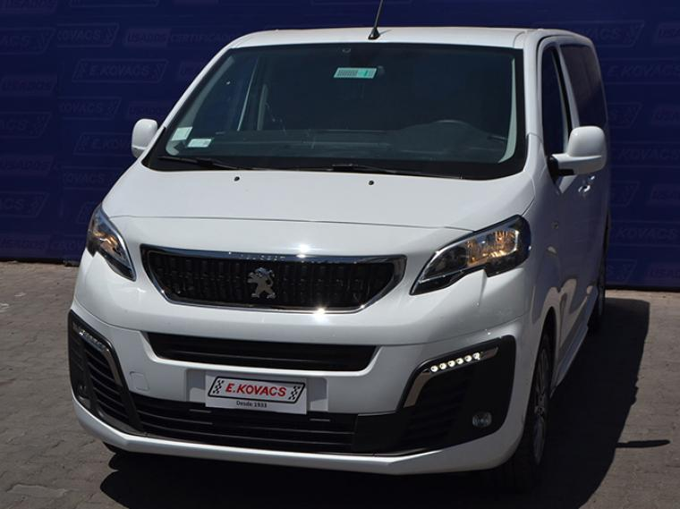 Furgones Kovacs Peugeot Traveller bussines bluehdi 2.0 2019