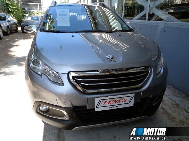 peugeot 2008 active pack hdi 92 hp 1.6 mt