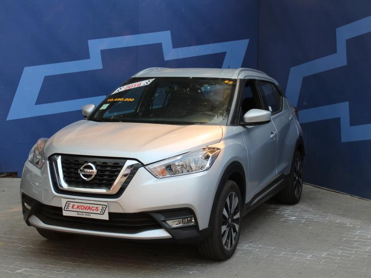 Camiones Kovacs Nissan Kicks advance 2019