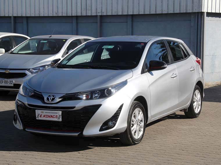 Autos Kovacs Toyota Yaris all new sport 1.5 2019