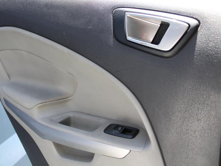 ford new-ecosport titanium 1.6