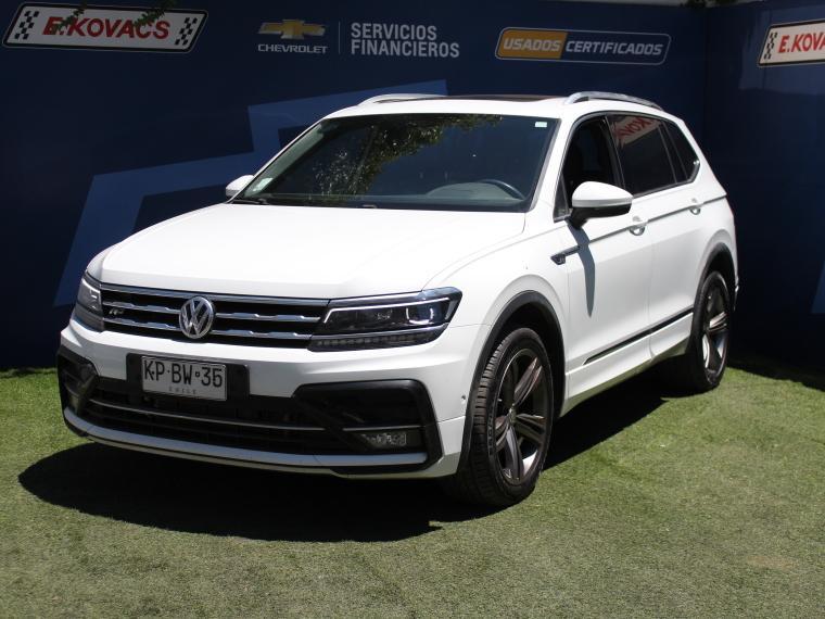 Camionetas Kovacs Volkswagen Tiguan aut 2.0 4x4 tsi r li 2018