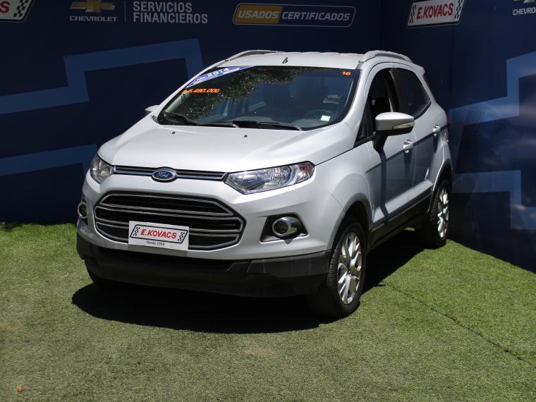 Autos Kovacs Ford New-ecosport titanium 1.6 2014