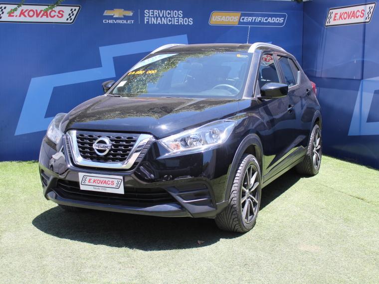Camiones Kovacs Nissan Kicks mec 1.6 4x2 sense mt 2017