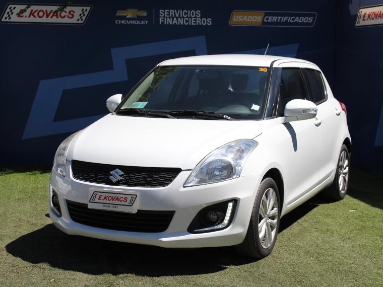 Autos Kovacs Suzuki Swift glx 1.2 2015