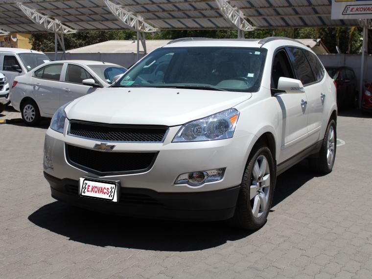 Camionetas Kovacs Chevrolet Traverse lt su awd 3.6 2012