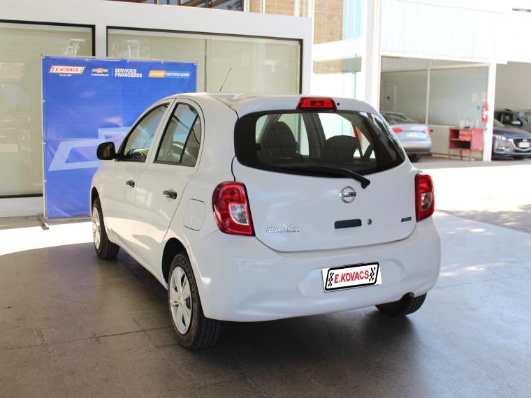 nissan march sport drive