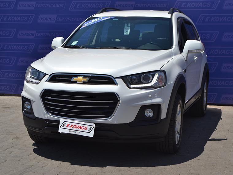 Camionetas Kovacs Chevrolet Captiva 6 ls 2.4 aut 6 ls 2.4 aut ac 2017