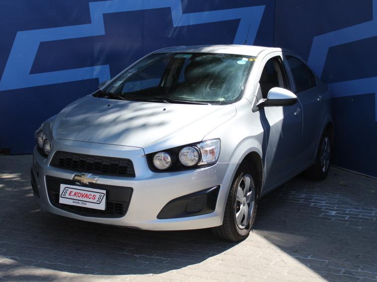 Autos Kovacs Chevrolet Sonic ii 1.6 2014