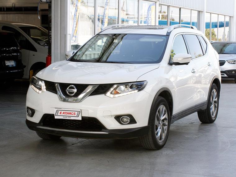 Camionetas Kovacs Nissan X-trail exclusve cvt 2.5 at 2017