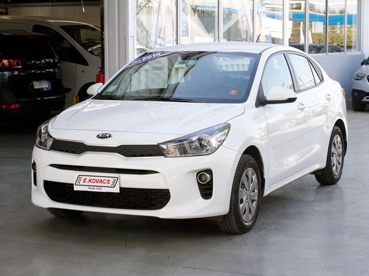 Autos Kovacs Kia Rio-4 ex 1.4 mt 2018
