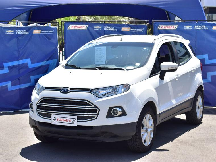 Autos Kovacs Ford Ecosport titanium 1.6 2017