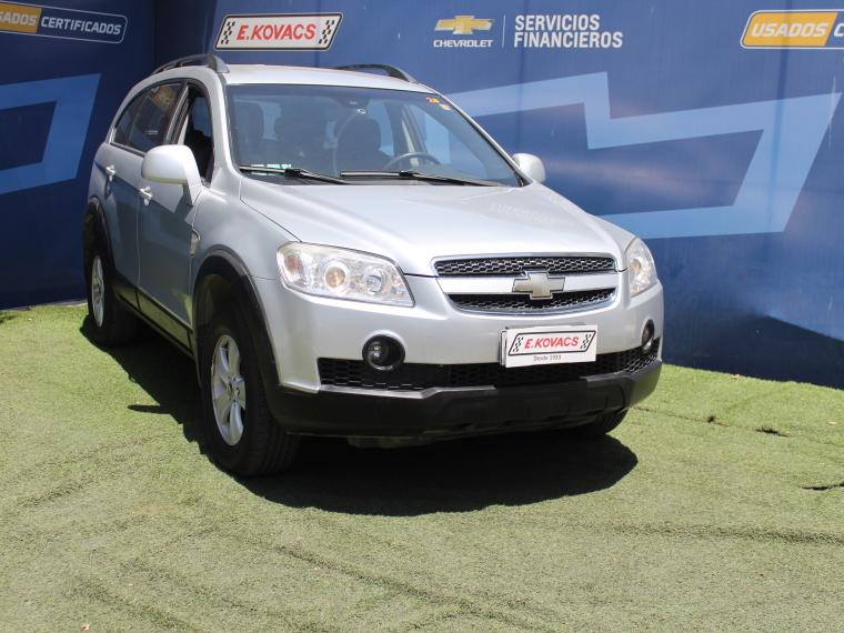 chevrolet captiva ls 2.0