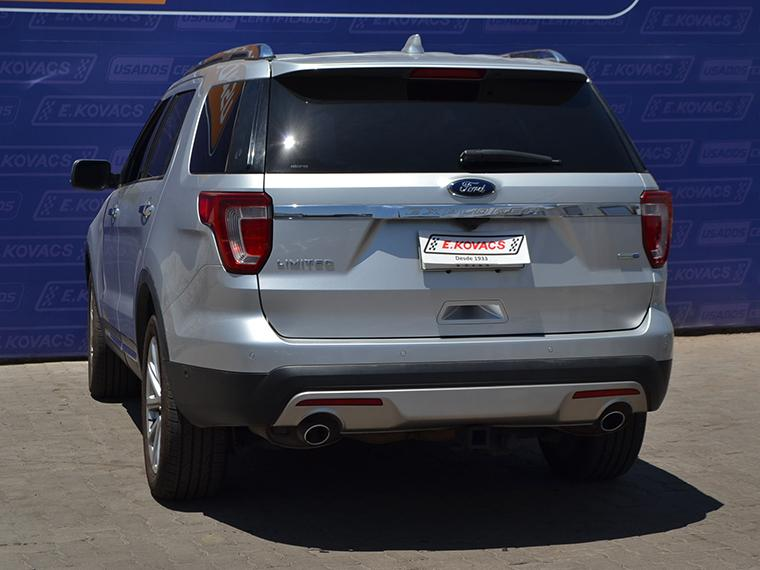 ford explorer limited 3.4 at ac
