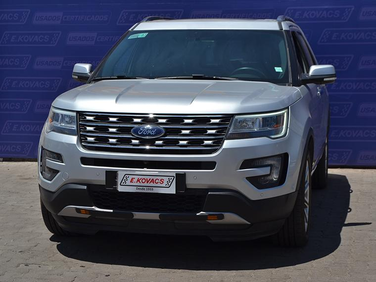 Camionetas Kovacs Ford Explorer limited 3.4 at ac 2016