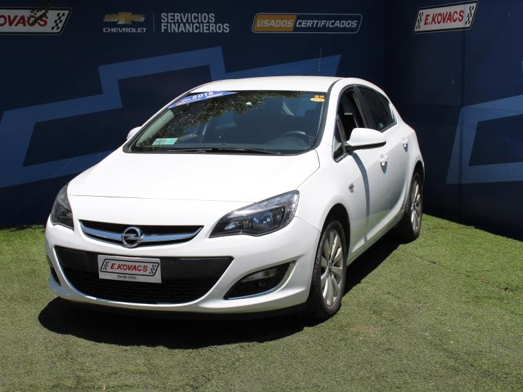 Autos Kovacs Opel Astra ii enjoy hb 1.6 at 2015