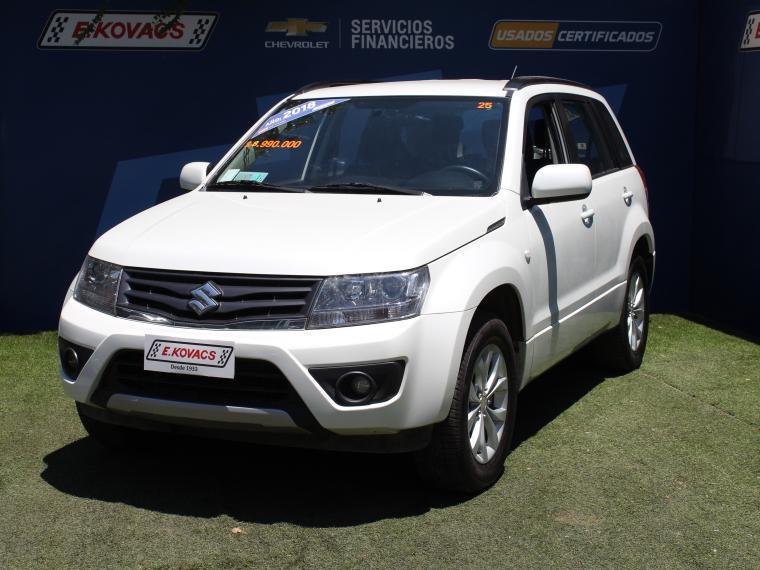 Camionetas Kovacs Suzuki Grand-nomade mec 2.4 4x2 glx spor 2018